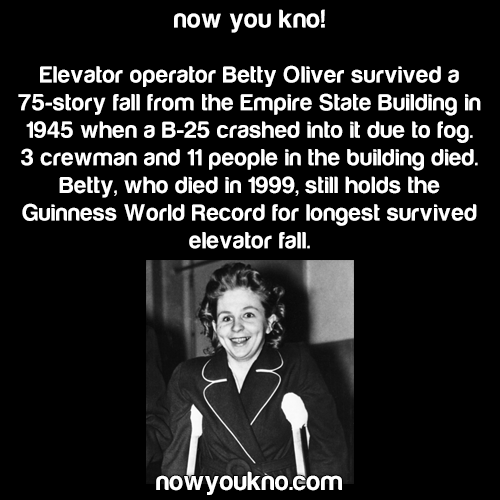 The Amazing Story of Betty Oliver