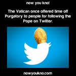 The Vatican's Twitter Indulgences