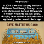 Dave Matthews Band tour bus fiasco