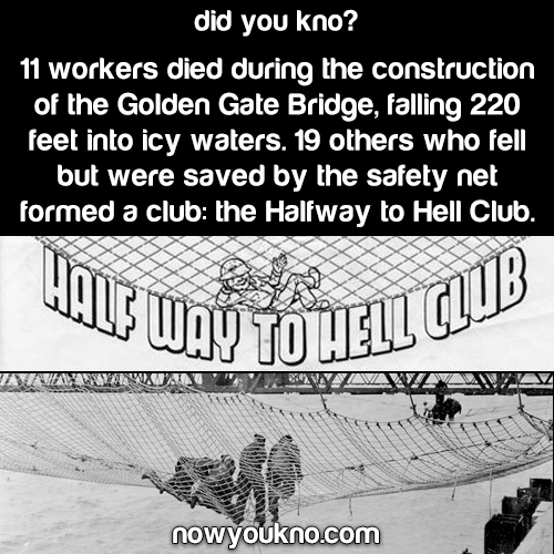 The Halfway to Hell Club