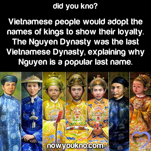 Why 'Nguyen' is such a popular name